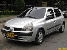 Renault Clio Dynamique 1600cc At Aa