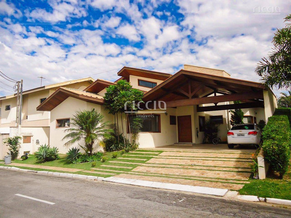 Linda E Ampla Casa Térrea No Condomínio Portal Do Sol Tremembé - Ca1523