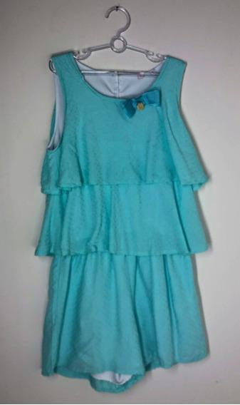 Kit Macaquinho + 2 Vestidos + Vestido Azul + Colete