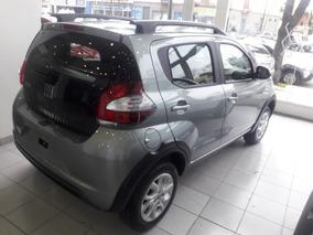 Fiat Mobi Way 0km 2017 Anticipo $60000 O Tu Usado Y Cuotas