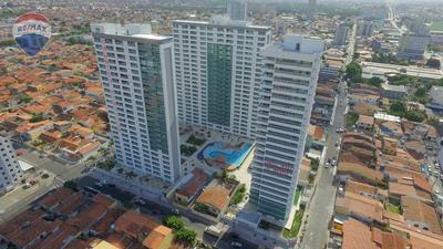 Apartamento Projetado Na Parquelândia No Renaissance - Ap0298