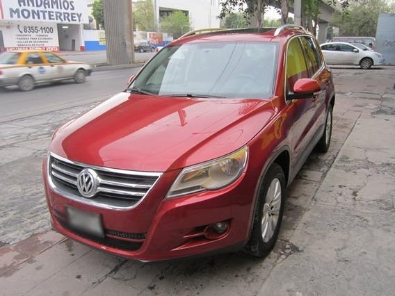Volkswagen Tiguan Tsi 2011