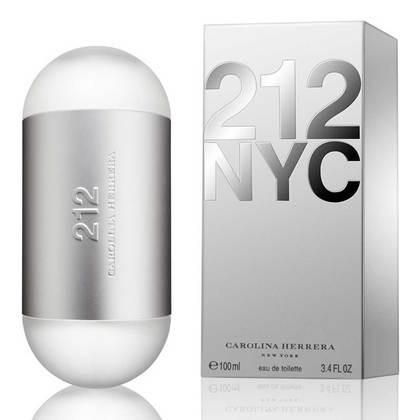 Perfume Carolina Herrera 212 Edt 100ml