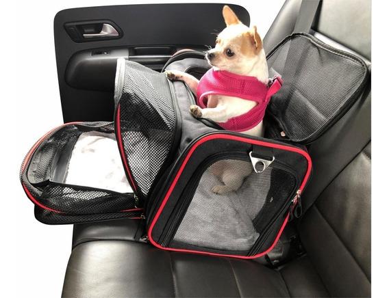 Bolsa Assento Cadeira Para Carro Para Caes E Gatos Bulldog