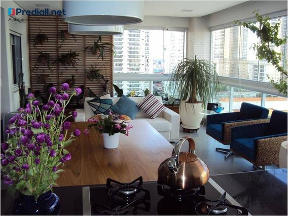 Apartamento Com 4 Dormitórios À Venda, 152 M² Por R$ 1.850.000,00 - Vila Romana - São Paulo/sp - Ap3993