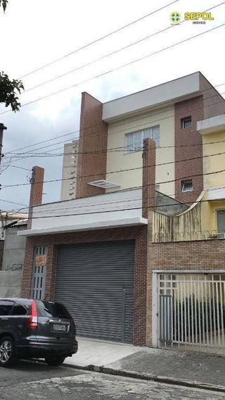 Apartamento Com 2 Dormitórios Para Alugar, 99 M² Por R$ 1.903,00/mês - Vila Formosa - São Paulo/sp - Ap0525