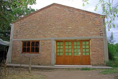 Venta De Galpon Y Casa En Carpinteria Oportunidad Comercial