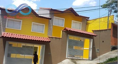 Sobrado - Vila Dalila - Ref: 1211 - V-10025975