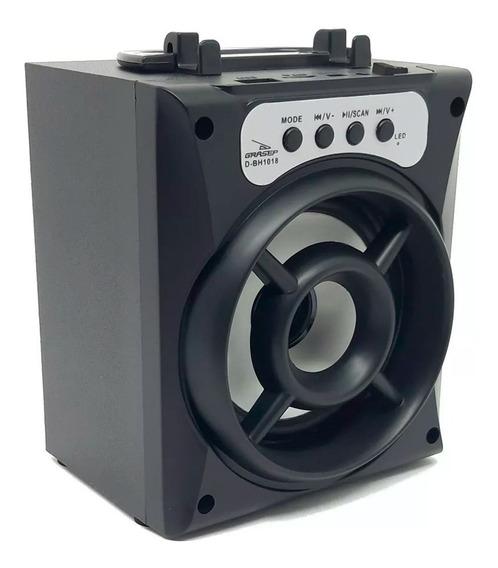 Caixa Som Bluetooth Amplificada Torre Mp3 Fm Usb Sd Auxilia