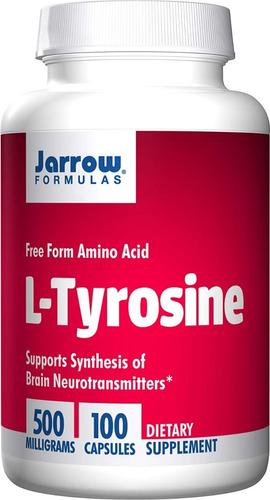 L - Tyrosine Tyrosina Tirosina 500 - Unidad a $670