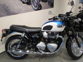 Triumph Bonneville T100 900cc 2018 0km