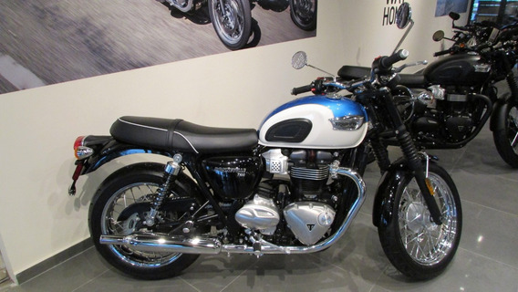 Triumph Bonneville T100 900cc 0km