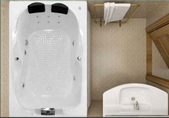 Jacuzzi Interior De Hotel Para 2 Personas En Promo