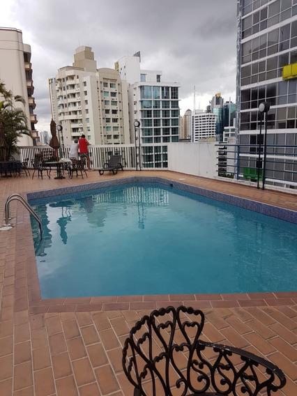 Apartamento Amoblado En El Cangrejo