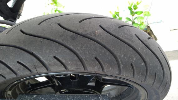 Pneu Michelin Pilot Street 160/60 R17 *precisa Consertar*