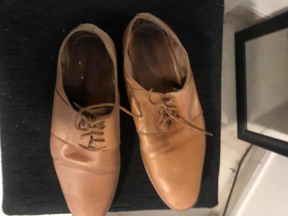 Zapatos Tascani Color Suela Original 45 Como Nuevo