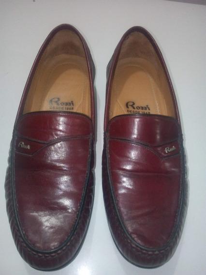Zapatos Rossi Originales Para Caballero Poco Uso
