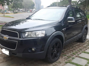Remato Mi Chevrolet Captiva 2011