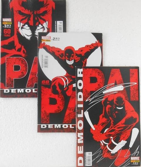 Demolidor Pai - Mini-série Completa 3 Edições