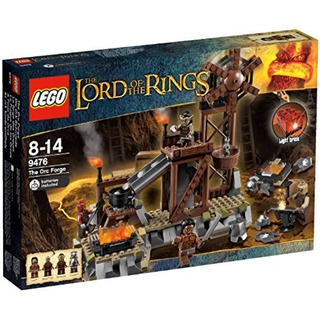 Videojuego Lego Lord Of The Rings Para El Orc Forge