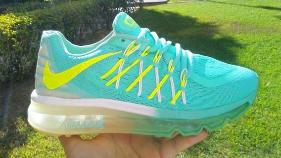 Zapatos Deportivos Nike Airmax De Damas