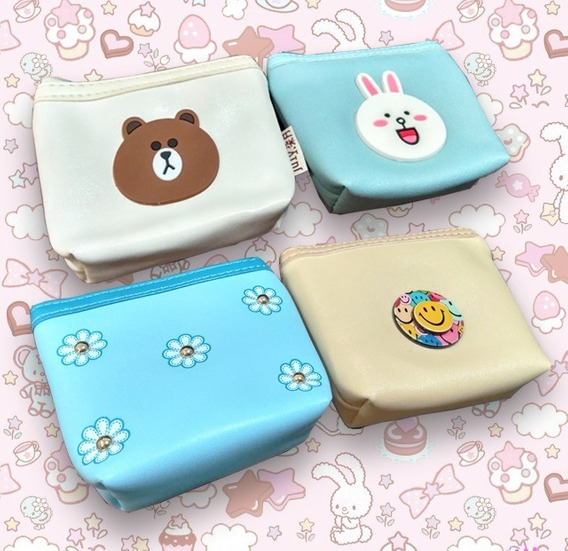 Monedero Kawaii Cute Animal