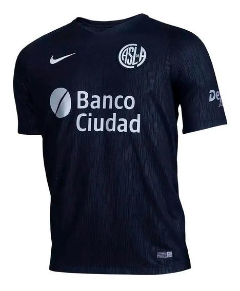 Camiseta Nike San Lorenzo Alternativa Stadium