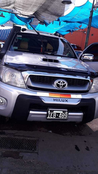 Toyota Hilux 3.0 I Srv Cab Doble 4x2 (2009) 2009