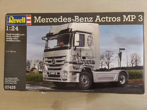 Revell Mercedes-benz Actros Mp3 Escala 1/24