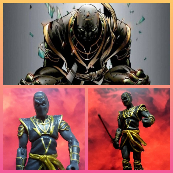 Ronin Marvel Comics Figura De Ação O Samurai Sem Mestre