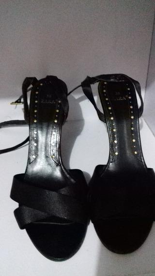 Zapatos Zara De Dama