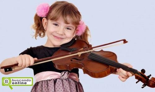 Imagen 1 de 7 de Aprenda A Tocar El Violin, Nunca Es Tarde!