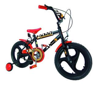 Bicicleta Rodado 16 Bmx Unibike Dama/varón