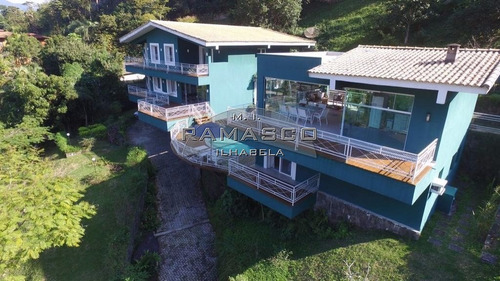 Alto Padrão Em Ilhabela - Ca0515 - 4793980