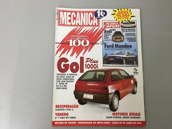 Revista Oficina Mecânica N.o 100 - Janeiro 1995