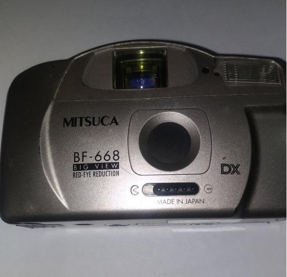 Câmera Fotográfica - Colecionador - Mitsuca Bf-668
