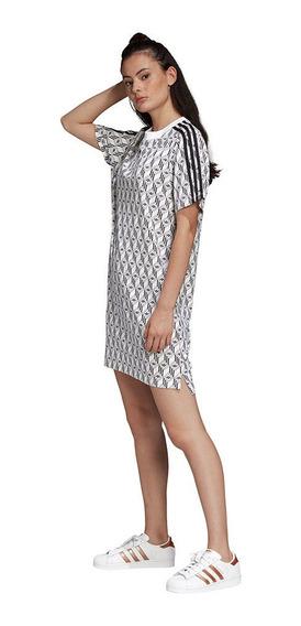 Vestido adidas Originals Remera 0202