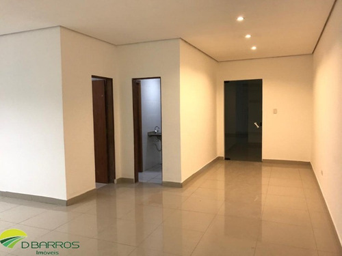 Excelente Sala  Comercial Com 95,70 M2  Para Venda Ou Locação  Planta Inteligente , Com Ar Condicionado. - 4678 - 34954987