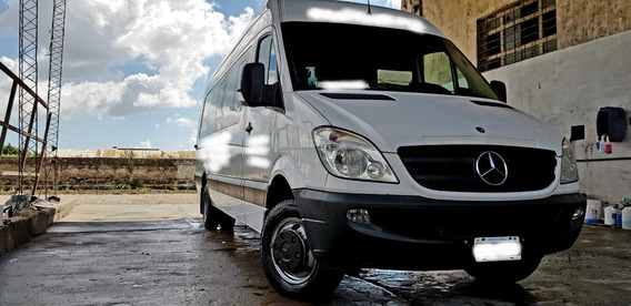 Mercedes-benz Sprinter 2.1 515 Combi 4325 150cv 19+1 2014