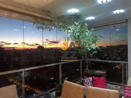 Imagem 1 de 27 de Apartamento Com 3 Dormitórios À Venda, 89 M² Por R$ 1.060.000,00 - Tatuapé - São Paulo/sp - Ap7182