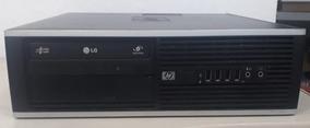 Cpu Hp Compaq 6005 Pro Sff 500 Gb Hd 2 Gb Memória