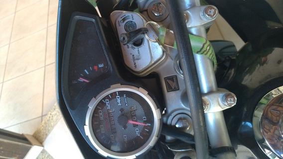 Honda Bross 150 Flex