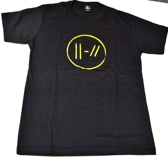 Remera Twenty One Pilots Talle L - Large ( 52 Cm X 70 Cm )