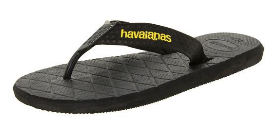Chinelo Masculino Level Preto Havaianas - 4134984