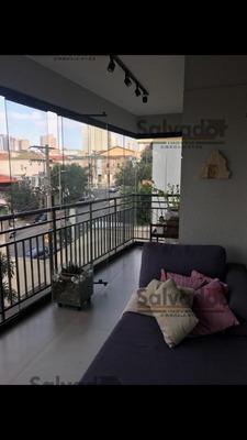 Apartamento Para Venda, 3 Dormitórios, Ipiranga - São Paulo - 7701