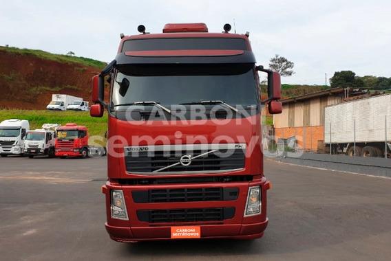 Volvo Fh 520 6x4 T, Ano 07/07. Um Bruto Em Potência!
