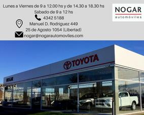 Toyota Hilux Dx D.c 4x2 Nafta - Entrega Inmediata