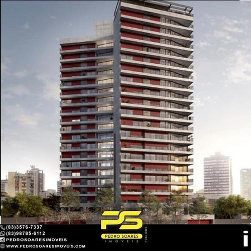Apartamento Com 3 Dormitórios À Venda, 151 M² Por R$ 2.250.000 - Jardim Das Bandeiras - São Paulo/sp - Ap4916