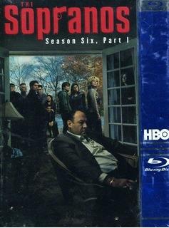 The Sopranos: Temporada 6, Parte 1 [bluray]