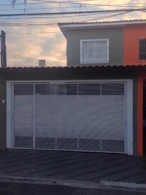 Casa Residencial À Venda, Jardim Ester Yolanda, São Paulo. - Ca0002